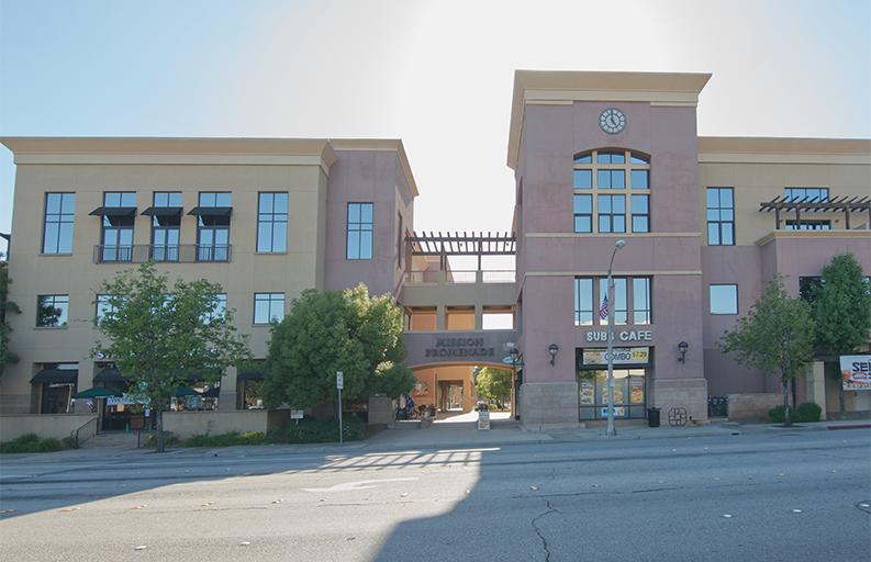 Pomona Office